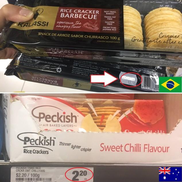 comida australia