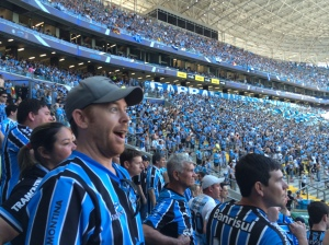 estrangeiro estádio de futebol brasil